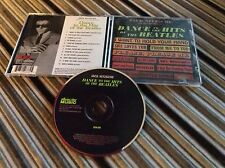 jack nitzsche-dance to the hits of the beatles-2006 cd
