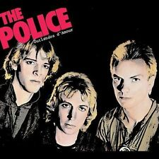 THE POLICE - Outlandos d'Amour [Remaster] [digipak] (CD, Mar-2003, A&M (USA))