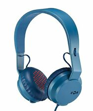 House of Marley Roar On-Ear Headphones - Navy