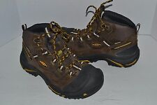 Keen Men's Braddock Mid Waterproof WORK SHOE SZ 8.5 M Boot Steel Toe - 1011242
