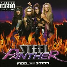 Feel The Steel - Steel Panther (2009, CD NEUF) Explicit Version