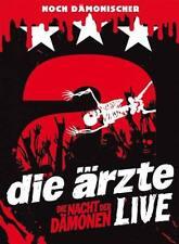 DIE ÄRZTE Die Nacht Der Dämonen Limited Special Edition 2DVD Live * NEU
