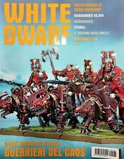 White Dwarf Mensile Novembre 2012 Games Workshop [ITALIANO]