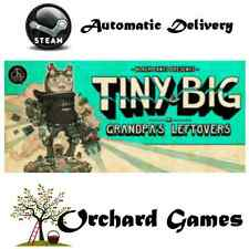 Tiny and Big: Grandpa's Leftovers :PC MAC: (DigitalSteam) Automatic Delivery