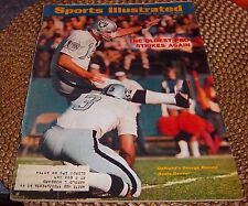 Sports Illustrated  November 23 1970  George Blanda