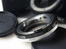 New Voigtlander Leica M VM-E Close Focus Adapter Sony E Mount NEX A7 A7R