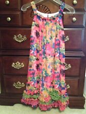 NWOT ISOBELLA & CHLOE GIRLS FLORAL DRESS SIZE 16