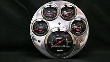 1949 1950 CHEVY CAR GAUGE CLUSTER BLACK