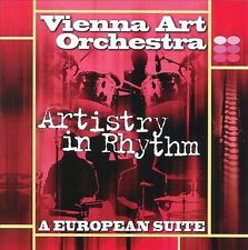 Artistry in Rhythm: European Suite, New Music