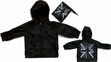 BOYS SHOWER RESISTANT JACKET CAGOULE IN A BAG  3-4 YRS BNWT