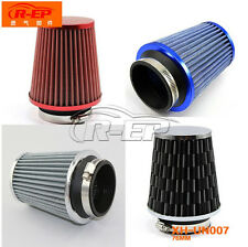 Universal 3'' Air Intake Cone Filter 76mm RU-2820 Car/Truck/SUV