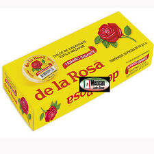Mazapan De La Rosa Jumbo size Peanut's Confection 20-pcs box Net Wt 2-lb 4-oz