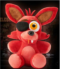"""New FNAF Five Nights at Freddy's Fan Made Foxy Plushie 10"""" Plush Toy"""