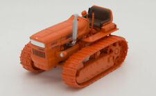 Fiat 605c TRACTOR 1:43 scale model on a display plinth (removable)