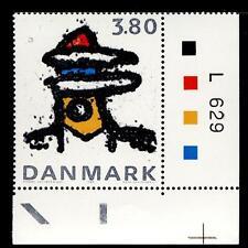 DANIMARCA - DENMARK - 1985 - Artisti danesi. Robert Jacobsen