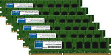 48GB (6 x 8GB) DDR3 1066MHz PC3-8500 240-PIN ECC UDIMM RAM KIT FOR XSERVE (2009)