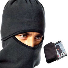Stock Black Full Face Cover Winter Ski Mask Police Swat Ski Mask Beanie Warmer
