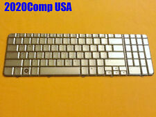 Keyboard for HP Compaq G60 NSK-HAC01 535009-001 Series Layout US =  SILVER