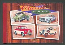 Australie prestige MH Classic Cars-Classique AUTOMOBILE ** (MNH)