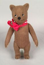 R. John Wright Doll - Teddy Bear - Fullly Jointed - LE 317/2500 COA