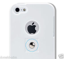 TETRAX, XCASE iPhone 5/5S white /white , case with magnet integrated