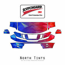 PreCut 3M Scotchgard Paint Protection Clear Bra for Nissan Frontier 2011-2017