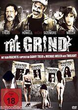DVD - THE GRIND - NEU/OVP