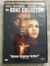 The Bone Collector (widescreen) Denzel Washington, Angelina Jolie DVD