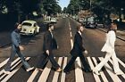 "THE BEATLES POSTER ""Abbey Road London"" Crossing BRAND NEW Licensed Art"