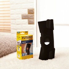 3M Sports Leg Knee Support Guard Protector Pad Comfortable Futuro Safety vee