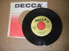 BOBBY LORD do it to someone you love / goodbye jukebox PROMO DECCA  45