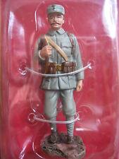 FIGURINE HACHETTE  SOLDATS DE 14-18  #  21B CHASSEUR DE MONTAGNE AUTRICHIEN 1917