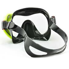 Silicon Swimming Mask Big Eyes Wide View Snorkeling One-Window Diving Mask
