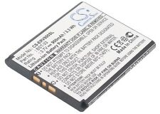 3.7V battery for Sony-Ericsson W950i, W660i, K550i, TXT pro, P990i, W880i, V802,