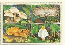 Palau 1989 Mushrooms Block of 4  complete MUH/MNH as Issued