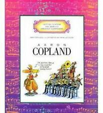 Aaron Copland (Getting to Know the World's Greatest Composers), Venezia, Mike, A