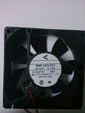 MMF-08D24ES-AN7 Fan 24V 0.13A 80*80*25mm