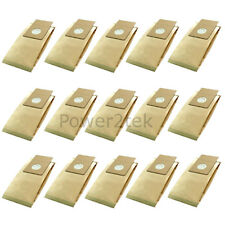 15 x E82, U82 Hoover Bags for Electrolux Boss 2274 B Boss Filtaire Boss Power UK