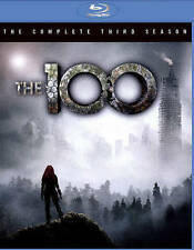 The 100: The Complete Third Season (Blu-ray Disc, 2016, 4-Disc Set)