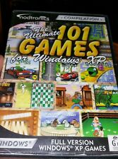 The Ultimate 101 Games for Windows XP PC GAME - FREE POST