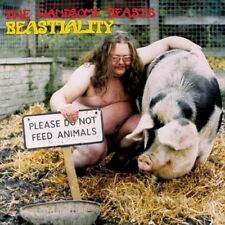 THE HANDSOME BEASTS - Beastiality (NEW*LIM.500 REISSUE*NWOBHM CLASSIC*D. HEAD)