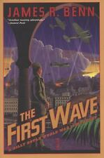 The First Wave (A Billy Boyle WWII Mystery) Benn, James R.