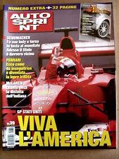 AUTOSPRINT n°39 2000  TVR Chimaera Lotus Exige Renault Clio OMP  [P58]