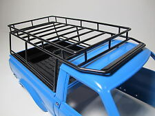 Custom Metal Cargo Rack Tray Tamiya 1/10 RC Toyota Hilux pick up Bruiser Truck