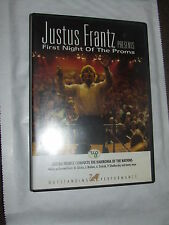 Justus Frantz Presents First Night Of The Proms   DVD