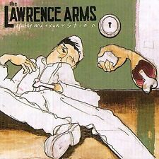 Apathy and Exhaustion by The Lawrence Arms (CD, Feb-2002, Fat Wreck Chords)