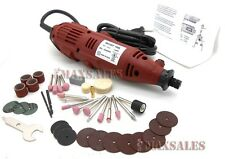 40pcs Electric DIE GRINDER UL Rotary Tool Variable 6-Speed Grinding Hand Tool