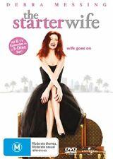 Starter Wife : Season 1 (DVD, 2008, 3-Disc Set) LIKE NEW ! REGION 4