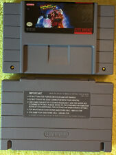 Super Back to the Future II (English) SNES Super Nintendo Part 2