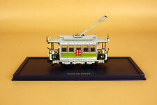 1/87 TINTIN AU CONGO Tram model (no original Color paper box)